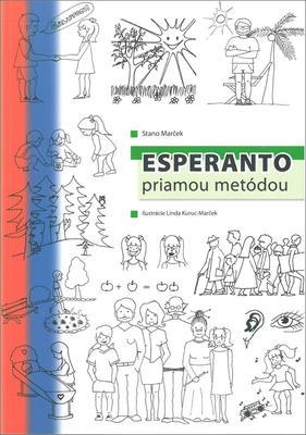Obrázok Esperanto priamou metódou