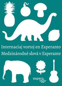 Obrázok Medzinárodné slová v esperante/Internaciaj vortoj en Esperanto