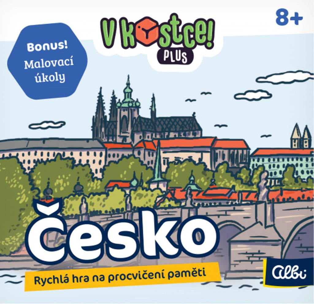 V kostce! Plus Česko