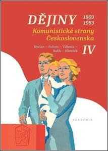 Obrázok Dějiny Komunistické strany Československa IV.