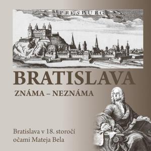 Obrázok Bratislava známa-neznáma
