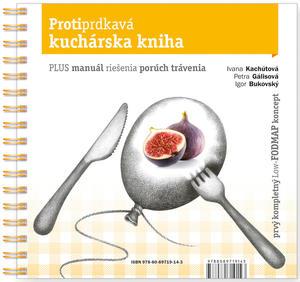 Obrázok Protiprdkavá kuchárska kniha