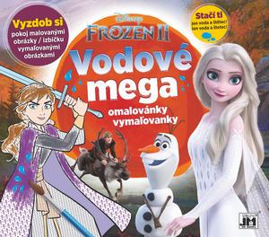 Obrázok Vodové mega omalovánky Frozen II.