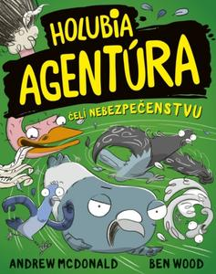 Obrázok Holubia agentúra čelí nebezpečenstvu (2. diel)