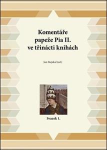 Obrázok Komentáře papeže Pia II. ve třinácti knihách