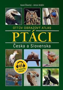 Obrázok Ptáci Česka a Slovenska (se zvukovými záznamy)