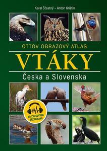 Obrázok Vtáky Česka a Slovenska (so zvukovými záznamami)