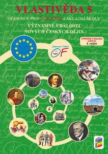Obrázok Vlastivěda 5 Významné události nových českých dějin