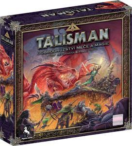Obrázok Talisman Dobrodružství meče a magie