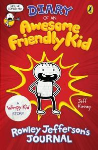 Obrázok Diary of an Awesome Friendly Kid: Rowley Jefferson's Journal