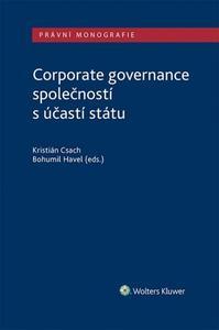Obrázok Corporate governance společností s účastí státu