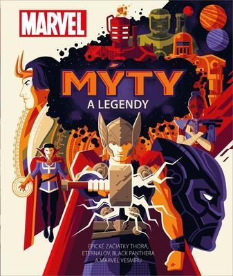 Obrázok Marvel Mýty a legendy
