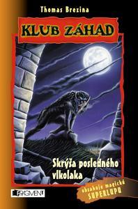 Obrázok Klub záhad Skrýša posledného vlkolaka