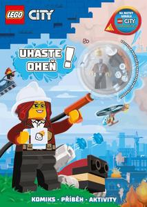 Obrázok LEGO City Uhaste oheň!