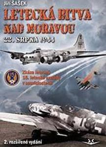 Obrázok Letecká bitva nad Moravou 22. srpna 1944