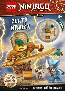 Obrázok LEGO NINJAGO Zlatý nindža