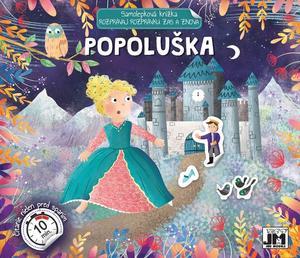 Obrázok Samolepková knižka Popoluška