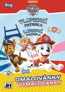 Obrázok Vymaľovanky Labková patrola
