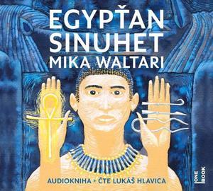 Obrázok Egypťan Sinuhet (4 CD)