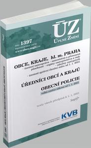 Obrázok ÚZ 1397 Obce, Kraje, hl. m. Praha, Úředníci obcí a krajů, Obecní policie