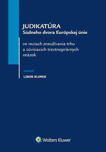 Obrázok Judikatúra Súdneho dvora Európskej únie