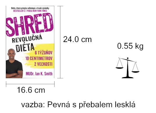 shred diéta)