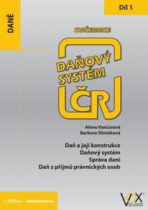 Obrázok Cvičebnice Daňový systém ČR 2019 1. díl