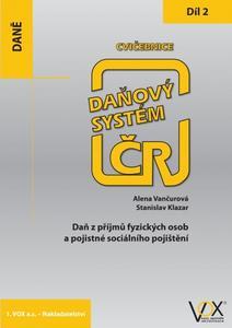 Obrázok Cvičebnice Daňový systém ČR 2019 2. díl