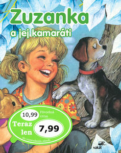 Obrázok Zuzanka a jej kamaráti