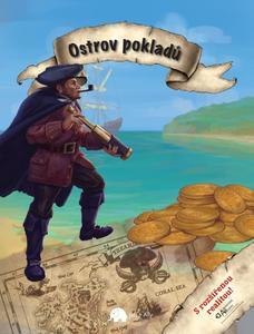 Obrázok Ostrov pokladů s rozšířenou realitou