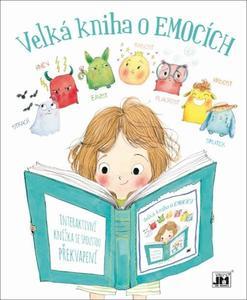 Velká kniha o emocích