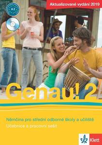 Obrázok Genau! 2 Němčina pro střední odborné školy a učiliště
