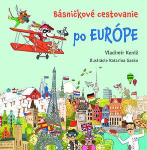 Obrázok Básničkové cestovanie po Európe
