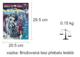Obrázok Monster High Prebuď svoj monšter mozog