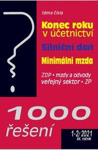 Obrázok 1000 řešení  1-2/2021