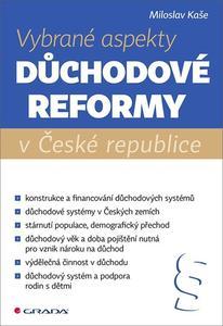 Obrázok Vybrané aspekty důchodové reformy v České republice