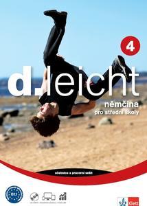 Obrázok d.leicht 4 Němčina pro střední školy
