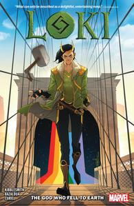 Obrázok Loki Bůh, který spadl na Zemi