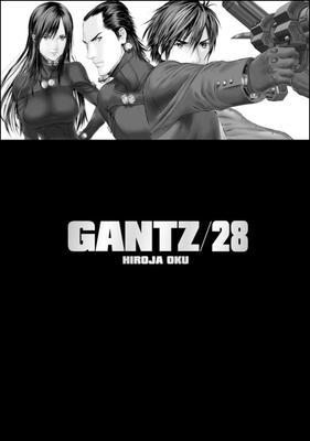 Obrázok Gantz 28