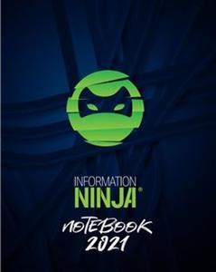 Obrázok Information Ninja Notebook 2021 zelený