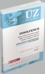 Obrázok ÚZ 1411 Insolvence