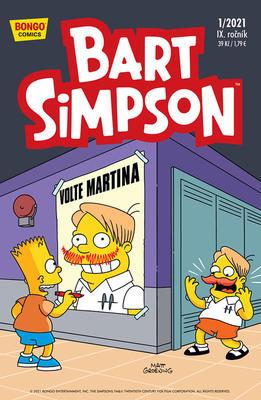 Obrázok Bart Simpson 1/2021