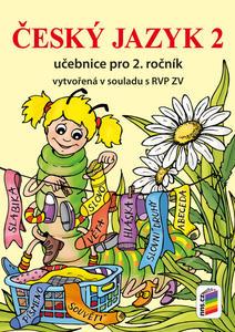 Obrázok Český jazyk 2 učebnice pro 2. ročník