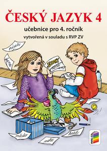 Obrázok Český jazyk 4 učebnice pro 4 ročník