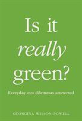 Obrázok Is It Really Green?