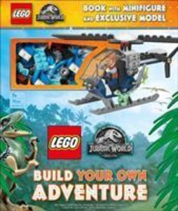 Obrázok LEGO Jurassic World Build Your Own Adventure