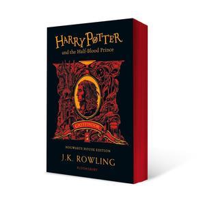 Obrázok Harry Potter and the Half-Blood Prince - Gryffindor Edition