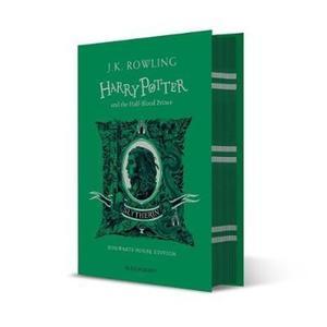 Obrázok Harry Potter and the Half-Blood Prince - Slytherin Edition