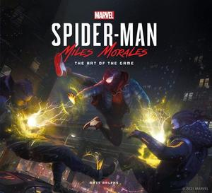 Obrázok Marvel's Spider-Man: Miles Morales - The Art of the Game