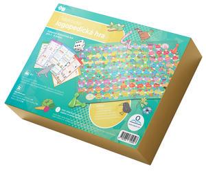 Obrázok Logopedická desková hra pro rozvoj slovní zásoby